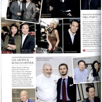 GR WINE DINNER HONG KONG TATLER