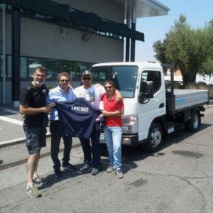 Flaviano-consegna-Mitsubishi-Mercedes